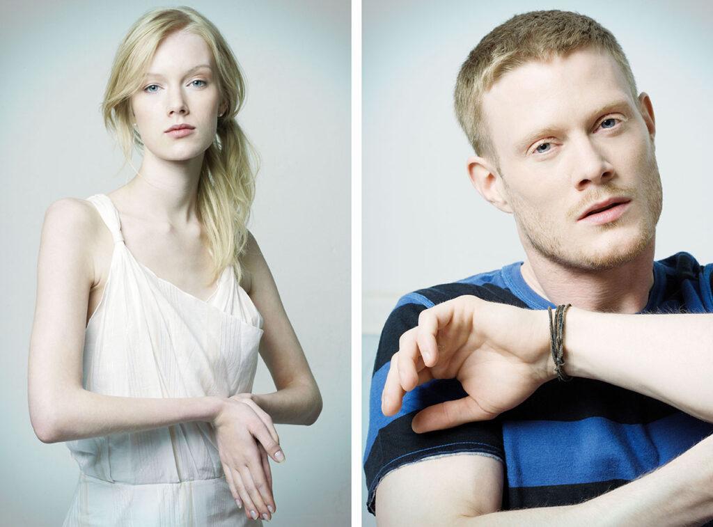 Nora Bluemer & Tobias Kargelind (© by Sven Görlich)