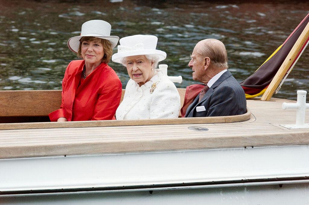 HM Queen Elisabeth II (© by Sven Görlich)