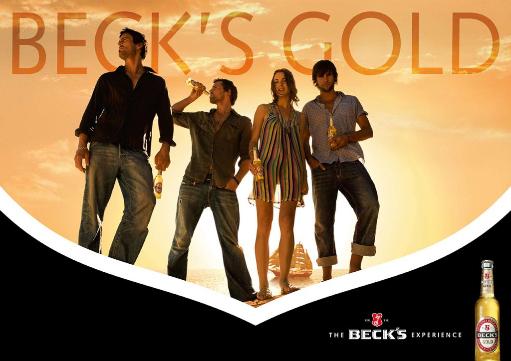 Becks Gold (© by Sven Görlich)