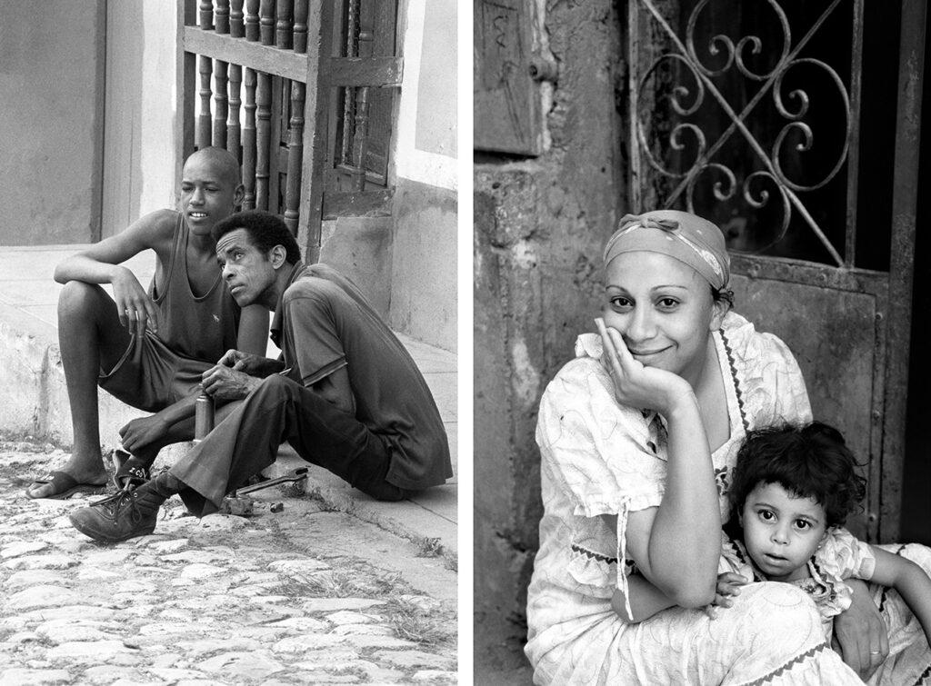 Trinidad 1999 Cairo 1990 (© by Sven Görlich)