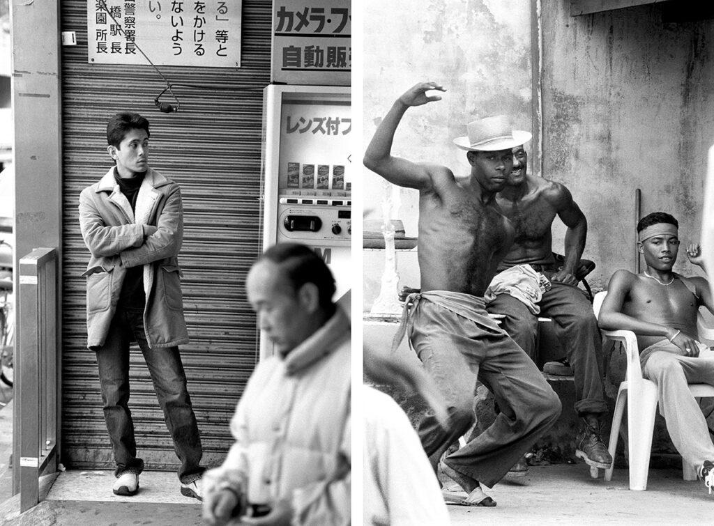 Tokyo 2003 Trinidad 1999 (© by Sven Görlich)