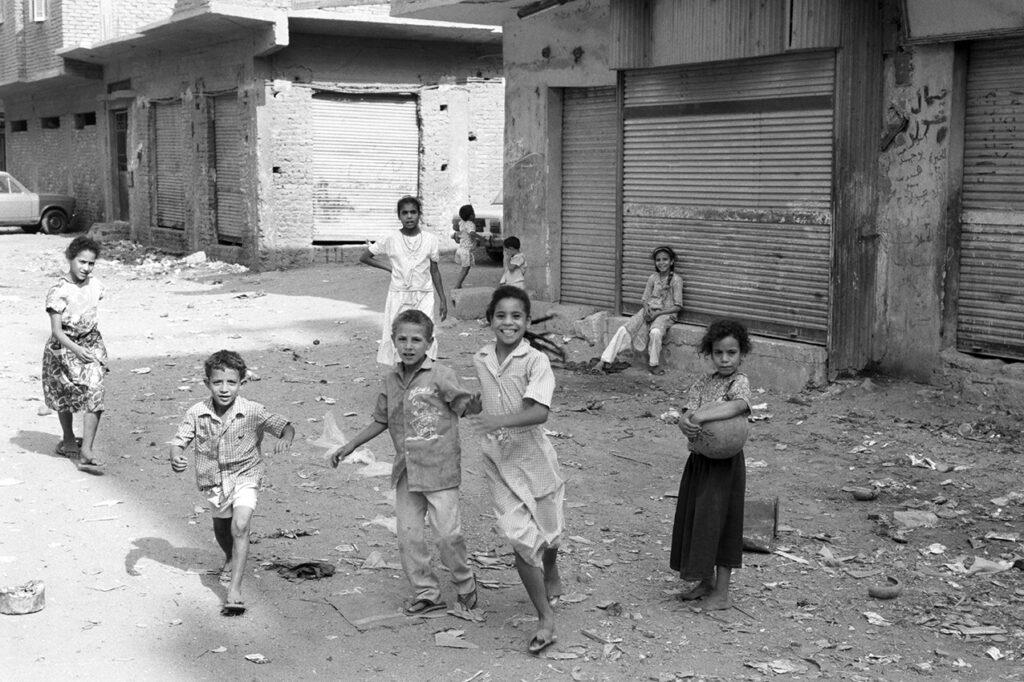 Cairo 1990 (© by Sven Görlich)
