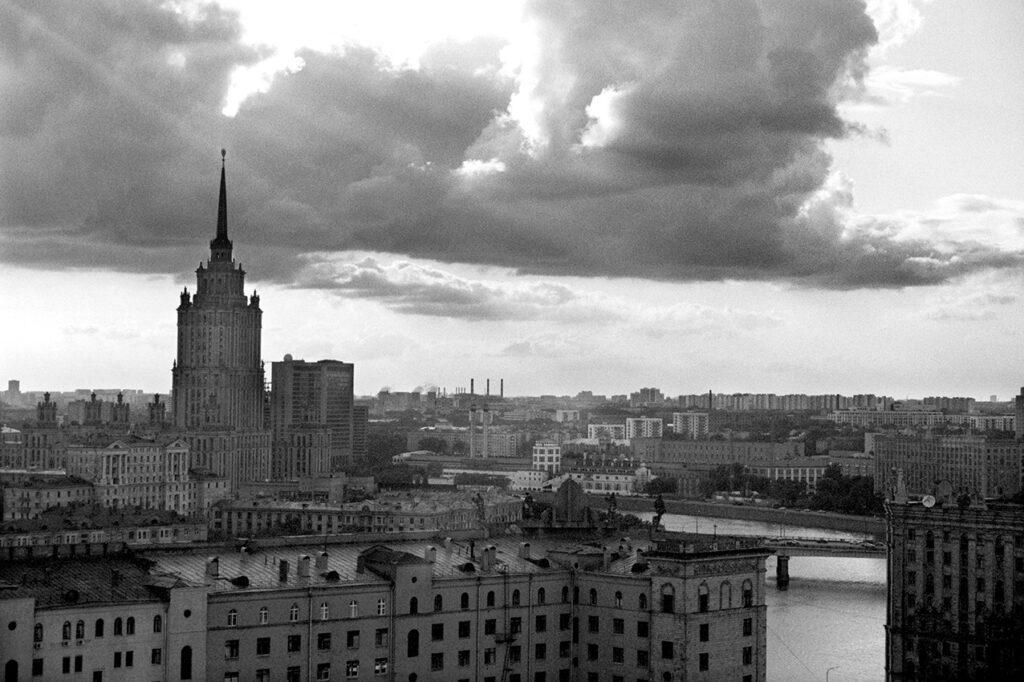 Moscow 1995 (© by Sven Görlich)