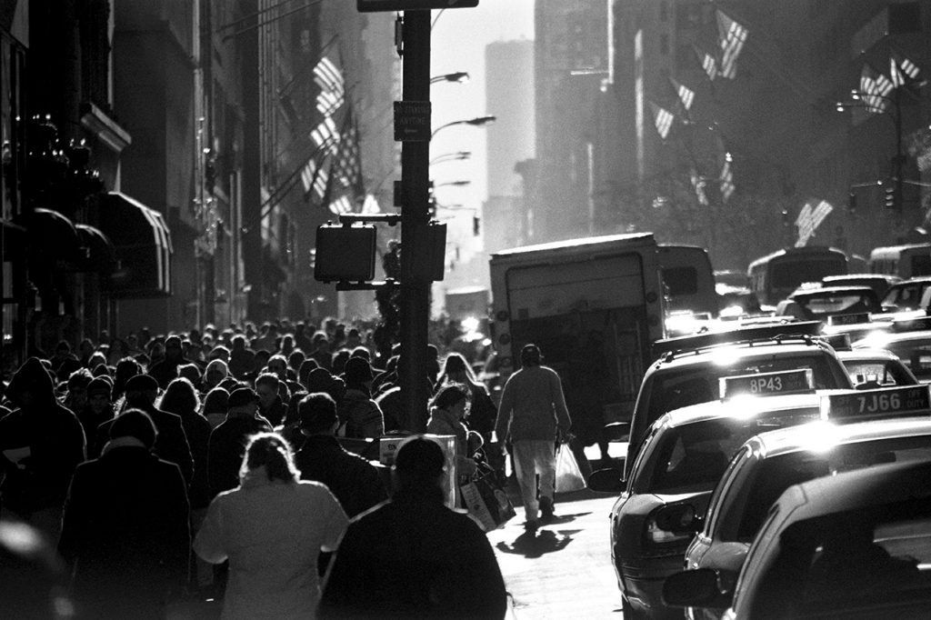 New York City 2000 (© by Sven Görlich)