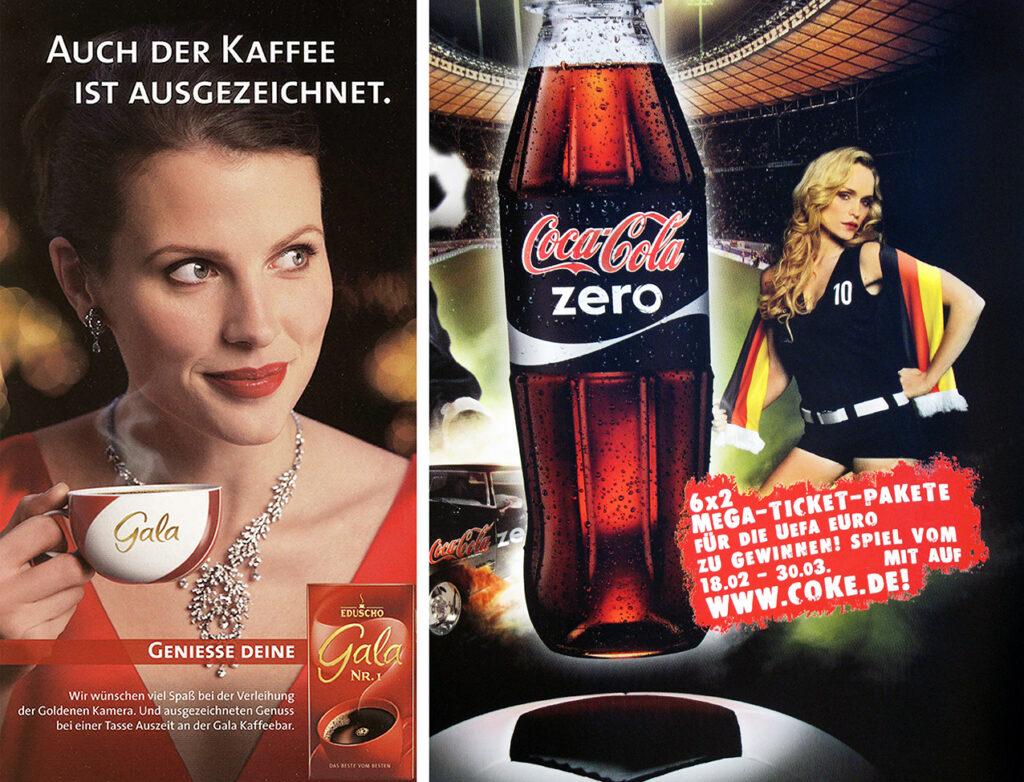 Gala & Coke Zero (© by Sven Görlich)