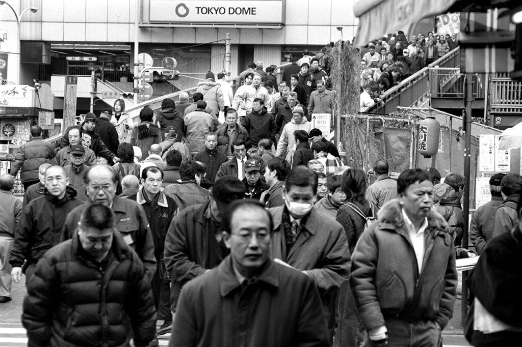 Tokyo 2003 (© by Sven Görlich)