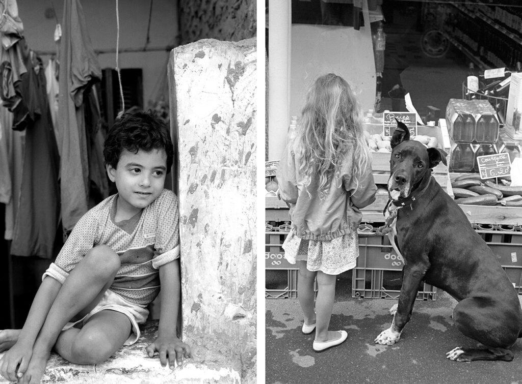 Cairo 1990 Ouistreham 1991 (© by Sven Görlich)