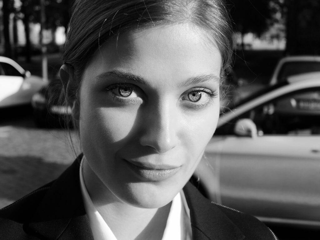 Larissa Hofmann (© by Sven Görlich)