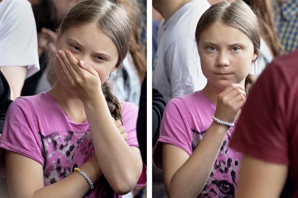 Greta Thunberg (© by Sven Görlich)