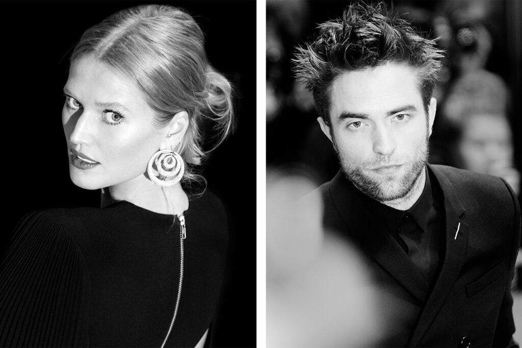 Toni Garrn und Robert Pattinson (© by Sven Görlich)